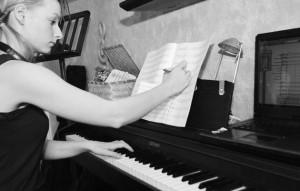 Bild Klavier