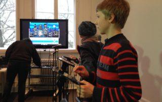 Video.Spiel.Musik Glassbrenner 1