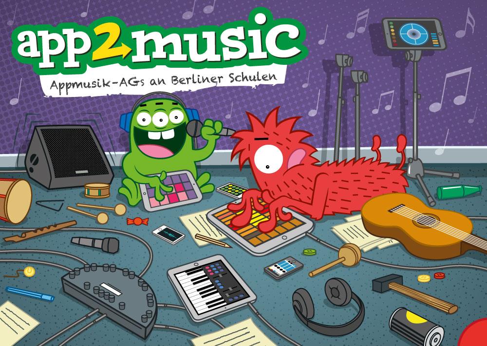 app2music-werkstatt-ueberschall